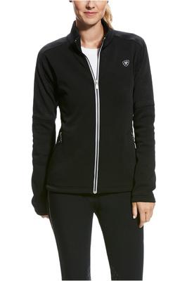 Ariat Womens Sonar Full Zip Jacket Black