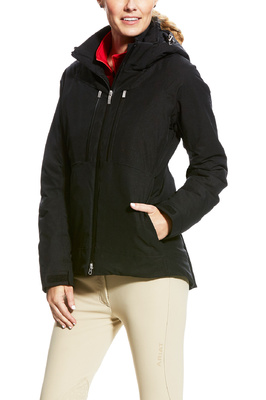 Ariat Womens Veracity H20 Jacket Black