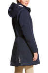 Ariat Womens Madden Waterproof Parka Navy