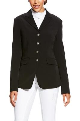 Ariat Womens Palladium Show Coat Black