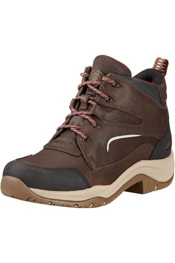 Ariat Womens Telluride II H20 Boots Dark Brown