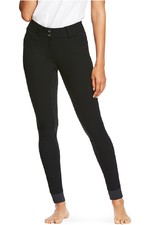 Ariat Womens Tri Factor Grip Full Seat Breeches Black