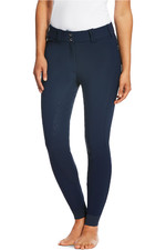 Ariat Womens Tri Factor Grip Full Seat Breeches Navy