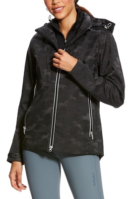 Ariat Womens Trident H2O Jacket Black