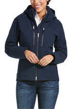 Ariat Womens Veracity Insulated H20 Jacket - Navy