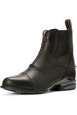 Ariat Womens Devon Nitro Zip Paddock Boots Black