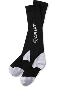 Ariat AriatTek Performance Socks Black