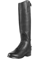 Ariat Childrens Bromont H20 Tall Riding Boots Black