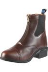 Ariat Devon Pro VX Short Riding Boots Waxed Chocolate