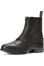 Ariat Mens Devon Nitro Zip Paddock Boots Black