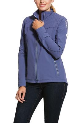 Ariat Womens Agile 2.0 Softshell Jacket 10030415 - Night Shadow