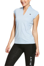 Ariat Womens Cambria Cap Sleeve Base Layer 10030457 - Cashmere Blue