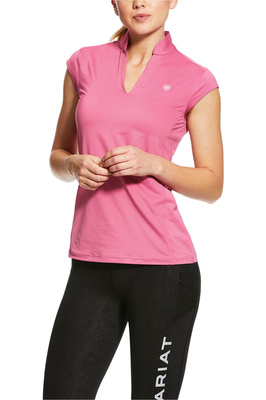 Ariat Womens Cambria Cap Sleeve Base Layer 10030463 - Heather