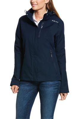 Ariat Womens Coastal H2O Jacket 10030486 - Navy