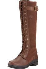 Ariat Womens Coniston H20 Country Boots Chocolate