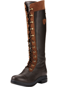 Ariat Womens Coniston Pro GTX Insulated Country Boots Ebony