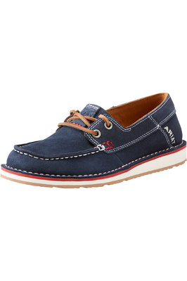 Ariat Womens Crusier Castaway Team Shoes 10023052 - Navy