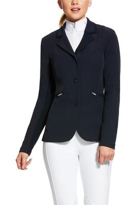Ariat Womens Galatea Show Coat 10030558 - Navy