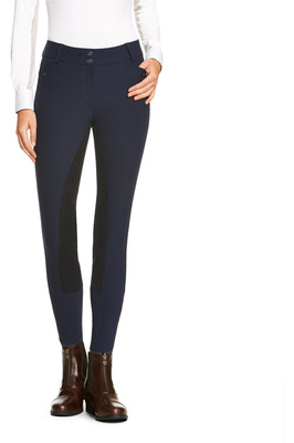 Ariat Womens Heritage Elite Full Seat Breeches Navy