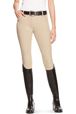 Ariat Womens Heritage Elite Full Seat Breeches Tan