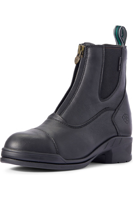 Ariat Womens Heritage IV Zipped Steel Toe Boots 10031421 - Black