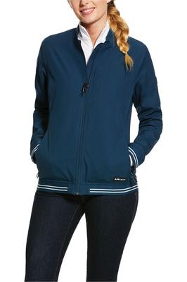 Ariat Womens Kindle Water Resistant Jacket 10030430 - Deep Petroleum