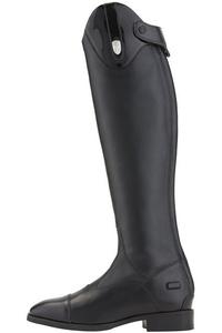 Ariat Womens Monaco Tall Stretch Zip Riding Boots Black Patent