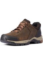 Ariat Womens Skyline Low Waterproof Shoes 10038482 - Distressed Brown