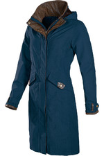 Baleno Womens Chelsea Coat - Navy