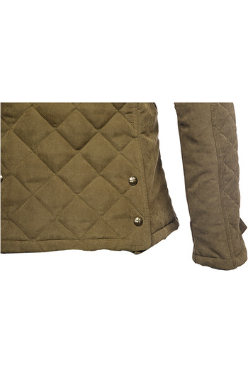 Khaki Baleno Womens Halifax jacket