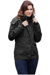 Baleno Dynamica Womens Waterproof Jacket Black