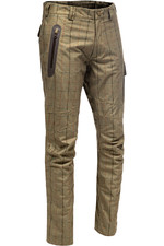 Baleno Mens Holmes Waterproof Trousers - Khaki Tweed