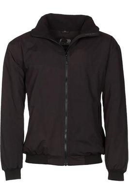 Baleno Typhoon Waterproof Fleece Lined Blouson Jacket Black