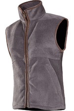 Baleno Womens Sally Fleece Gilet Anthracite