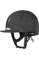 Champion Junior X-Air Plus Riding Hat - Black