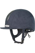 Champion Junior X-Air Plus Riding Hat - Navy