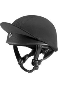 Charles Owen ASTM Pro Skull II Helmet Black