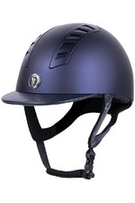 Gatehouse Chelsea Air Vent Pro Riding Hat Matt Navy
