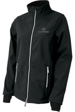 Coldstream Womens Berwick Softshell Jacket - Black