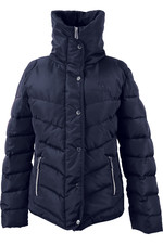 Coldstream Womens Kimmerston Quilted Coat - Navy