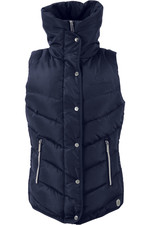 Coldstream Womens Kimmerston Quilted Gilet - Navy
