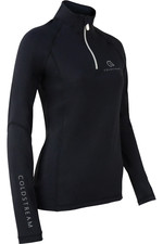 Coldstream Womens Lennel Base Layer - Black