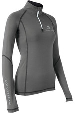 Coldstream Womens Lennel Base Layer - Grey