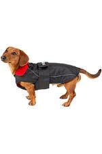 Dryrobe Dog Robe DRDR1 - Black Red