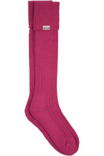 Dubarry Alpaca Wool Socks Pink