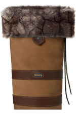 Dubarry Faux Fur Boot Liners Elk