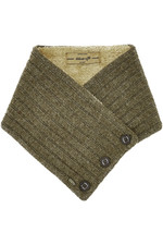 Dubarry Claddagh Neck Warmer  9876 - Dusky Green
