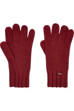 Dubarry Hayes Knitted Gloves 9874 - Ruby