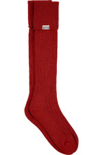 Dubarry Ladies Alpaca Socks 4133 - Cardinal