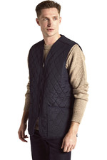 Dubarry Mens Ballygar Gilet Navy